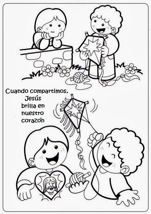 La Catequesis (El blog de Sandra): Cuentos para los niños para ...