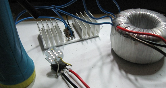 Membuat Joule Voltage Thief sederhana, Input 3 sd 12 volt, Output 220 sd 100 vlot