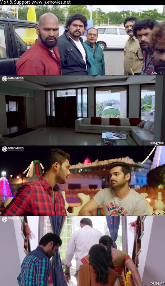 The Super Khiladi 3 2016 Hindi Dubbed 480p HDRip