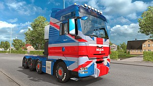 MAN TGX 2.0 by MADster
