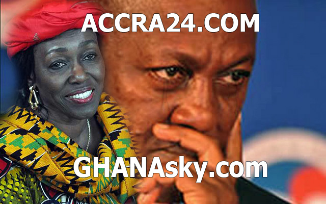Kick Mahama And His NDC Out November 7th – Nana Konadu