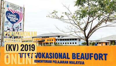 Permohonan Kolej Vokasional (KV) 2019 Online
