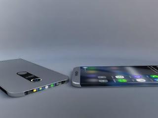 Nokia Edge display