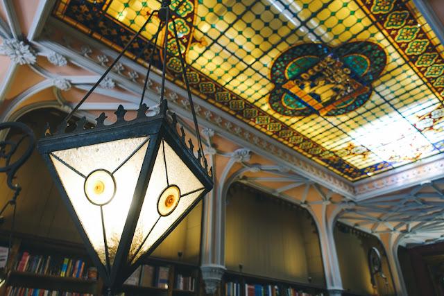ロイ・イ・イルマオン書店(Livraria Lello e Irmão)