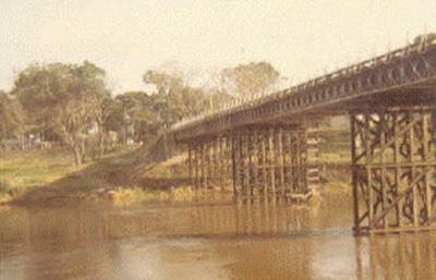 Viết ở đầu sông-Hình ảnh sông ĐăkBla 1972