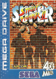 Super Street Fighter II: The New Challengers (BR) [ SMD ]