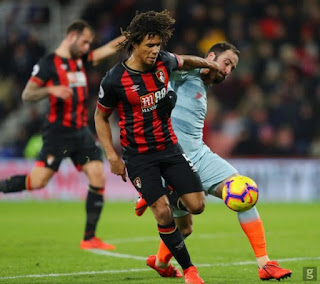 Chelsea Suffer A 4-0 Defeat To Bournemouth
