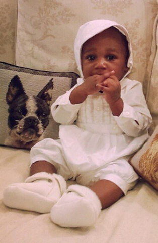 PHOTOS: Check Out Photos From Ikedi Ohakim's Grandson's ...