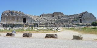 Teatro de Mileto.