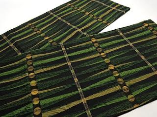 おしゃれ袋帯は小紋や紬などの着物に合わせます
