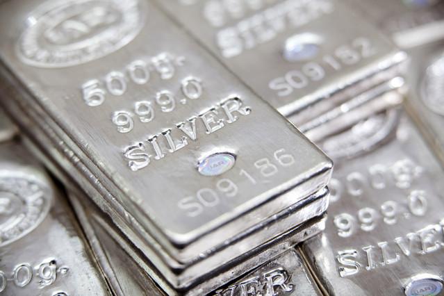 Silver Range breakout