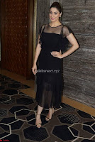 Rai Laxmi Promotes Julie 2 in Black Deep neck Dressl ~  Exclusive Picture Gallery 002.jpg