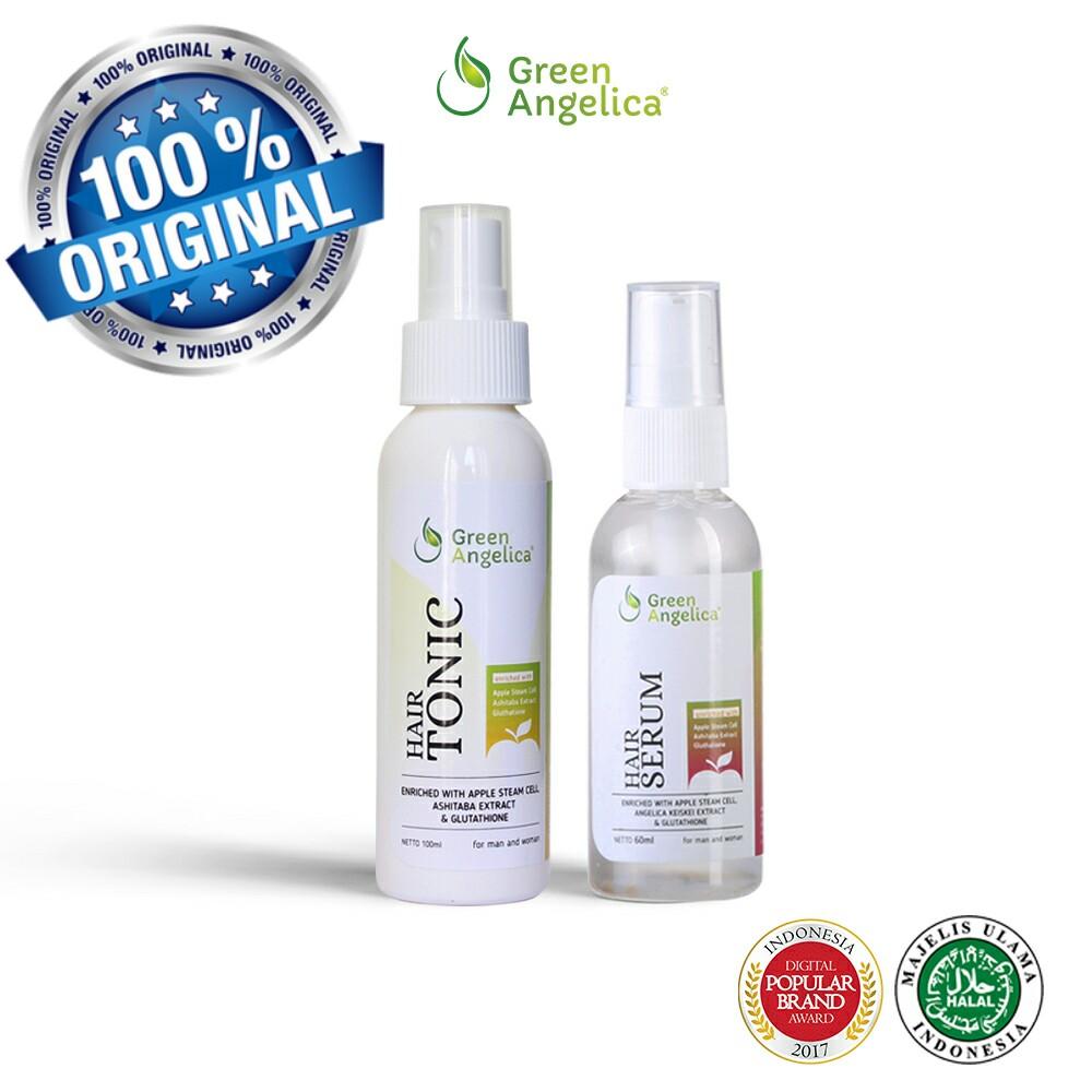 Green Angelica Paket Penipisan Parah   Combo Satu 91e6223aab