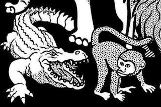 Monkey and crocodile story in hindi