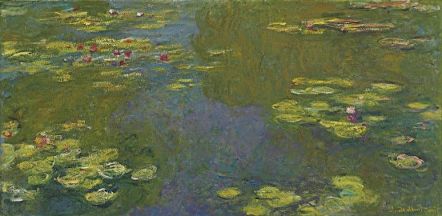 10 Most Expensive Paintings Sold In 2016/Le bassin aux nympheas