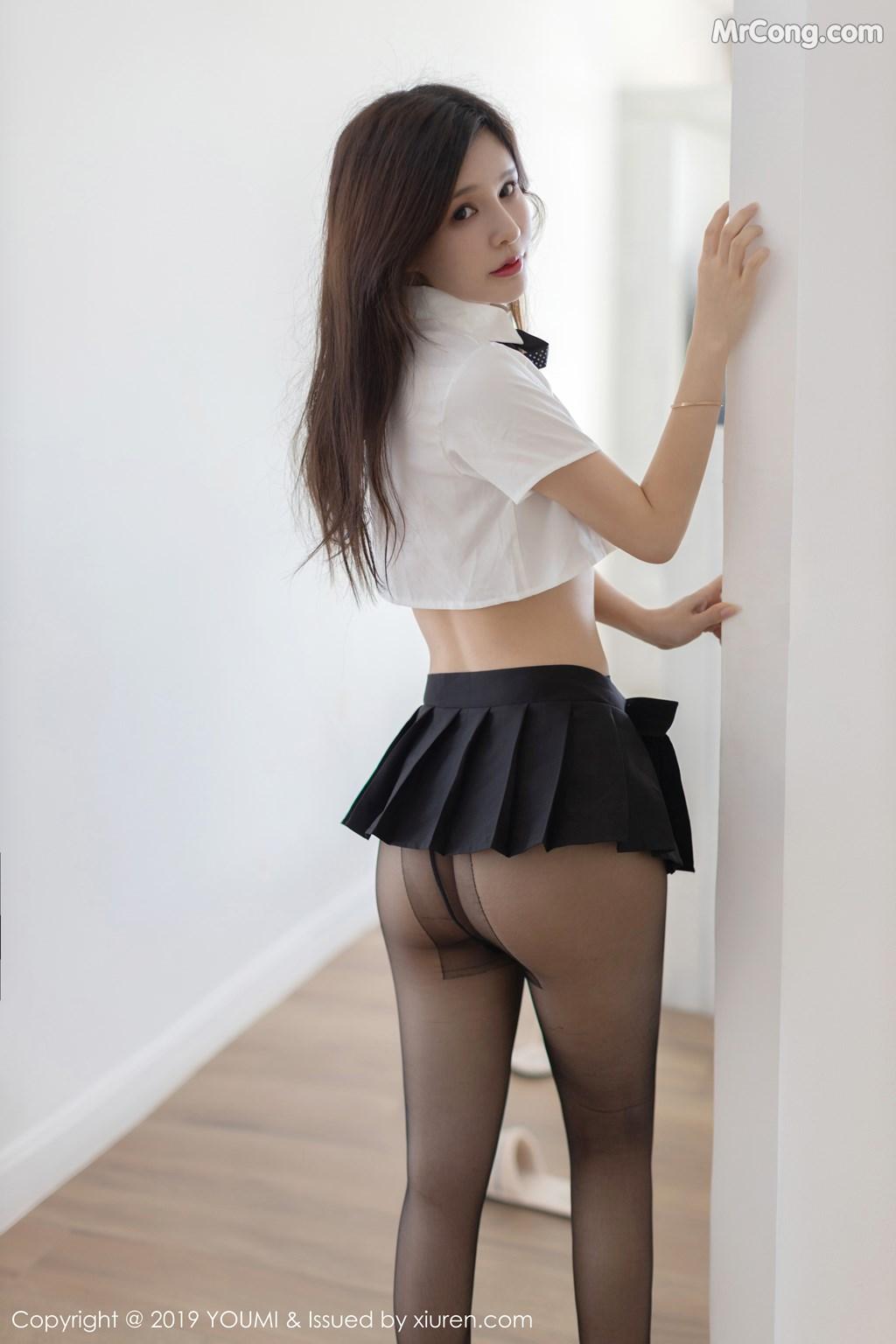YouMi Vol.391: Zhang Yu Meng (张雨萌) (46 ảnh)