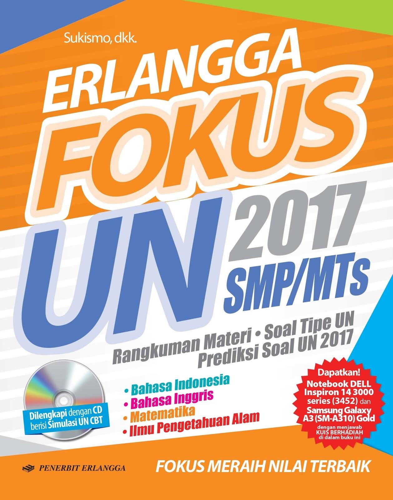 Buku Erlangga Fokus Un Smp 2018 Pdf
