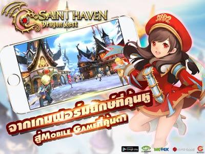 Dragon Nest - Saint Haven Mod APK v1.0 Update Full for Android Terbaru 2017 Gratis