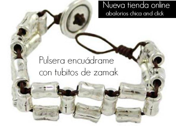 Tienda online de abalorios Chica and click