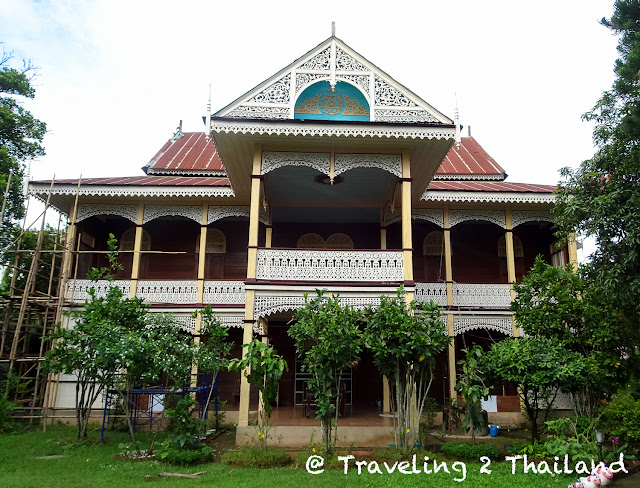 Baan Chao Nan Chaiwong in Phrae, Thailand