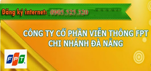Đăng Ký Lắp Đặt Wifi FPT Quận Thanh Khê