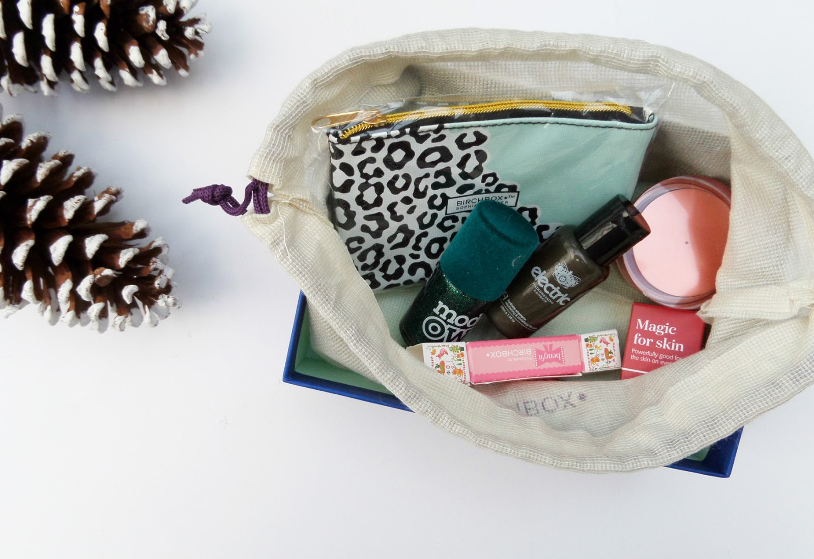 December Birchbox | Sophia Webster Edition