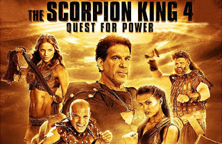 Film The Scorpion King 4: Quest for Power (2015) BluRay Subtitle Indonesia