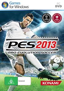Pro Evolution Soccer 2013 PC Download Game Free Full Version