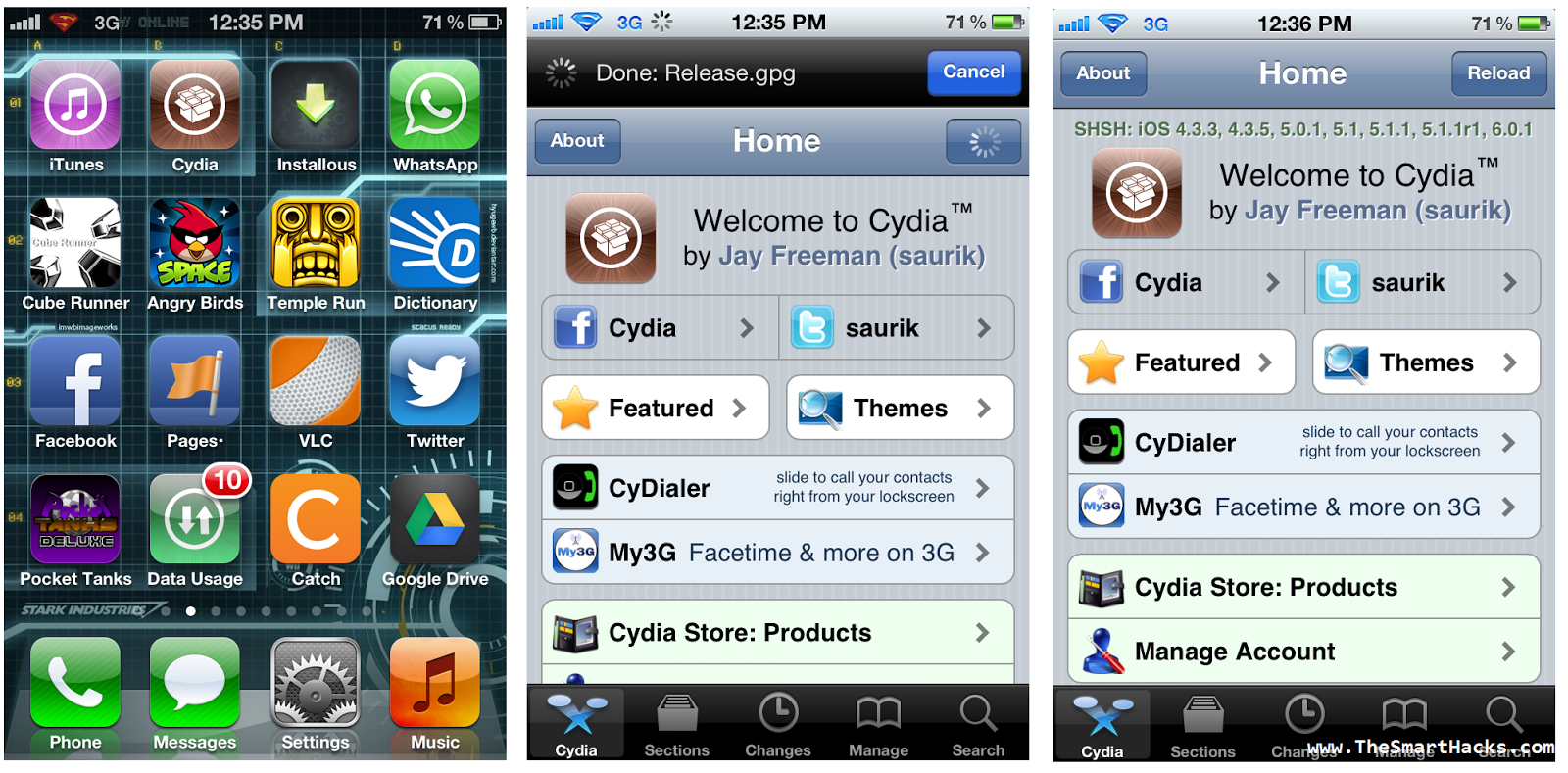 How To Get Ifile Without Cydia Or Openappmkt