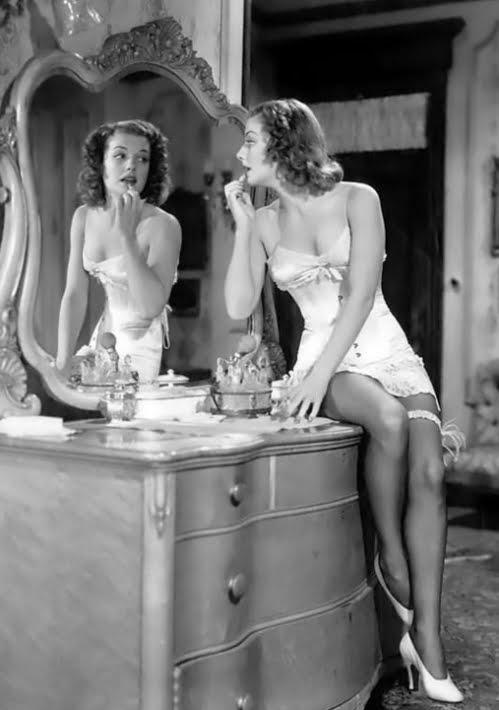 Vintage Hollywood Glam 14