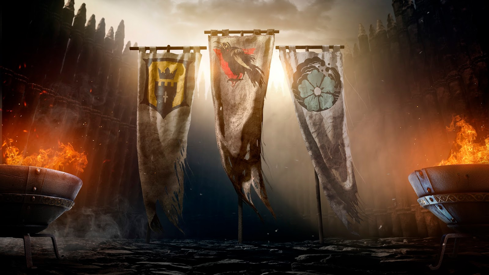 Se anuncia el primer torneo For Honor Hero Series para este verano
