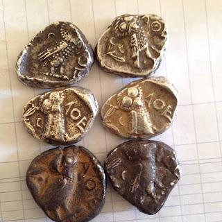 عملات يونانية نادرة للبيع
