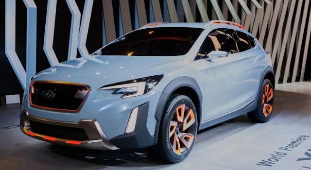 2017 Subaru Crosstrek Review