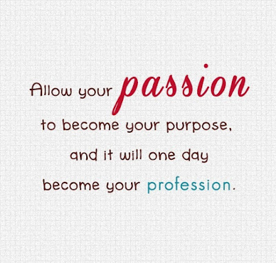 Passion Quotes And Sayings