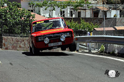 II Rallysprint Artenara