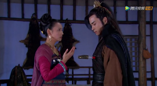 City of Devastating Love, Hua Xu Yin starring Kevin Cheng, Jiang Xin and Yuan Hong, best wuxia in 2015