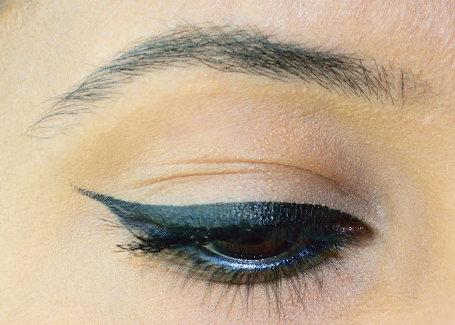Unfilled Brows - My Everyday Eyebrow Routine