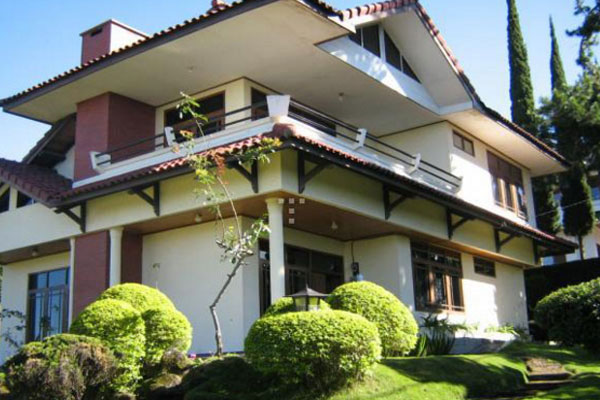 Jual Villa Lembang Asri Bandung