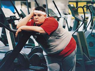 Resultado de imagen de gimnasio gordos