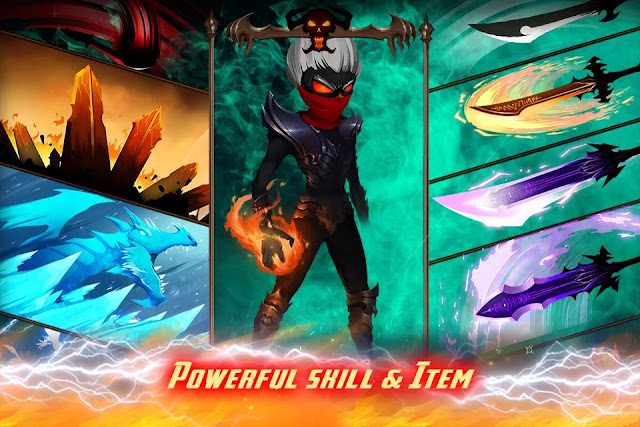 Stickman Legends: Shadow Wars APK MOD Unlimited Money