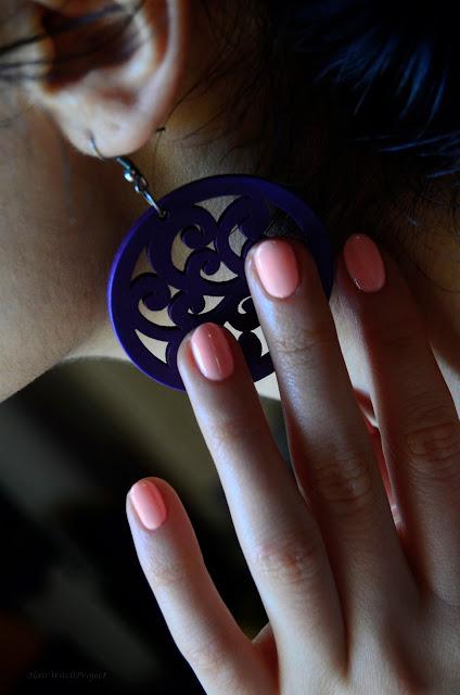 paznokcie | lakier | Semilac | hybrydy | manicure hybrydowy | sleeping beauty
