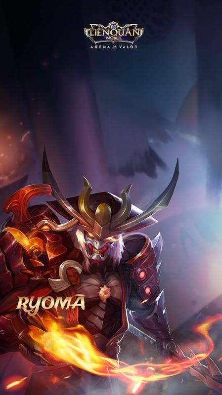 Ryoma - Đại tướng nguyệt tộc