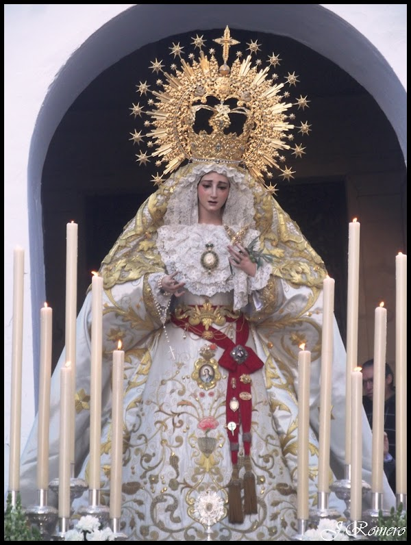 Horario e Itinerario Rosario de la Aurora de María Santísima de la Esperanza. Córdoba 21/10/2018