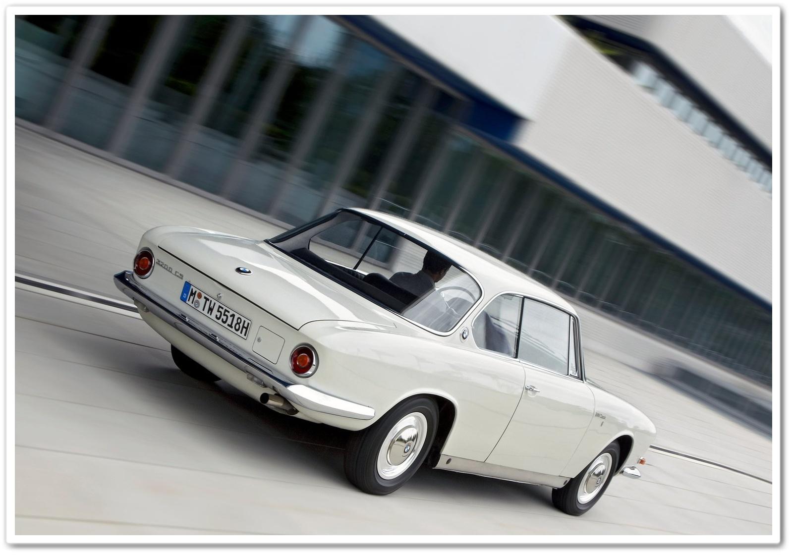 BMW 3200 Coupe CS (1962) @ Automotive World | Galerry ...