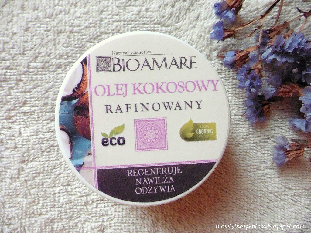 rafinowany-olej-kokosowy, olej-kokosowy-bioamare, olej-kokosowy-tesco