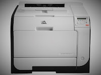 Descargar Driver Impresora HP Laserjet Pro 400 Color M451dw Gratis