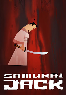 Samurai Jack (TV Series) S04 DVD R1 NTSC Latino