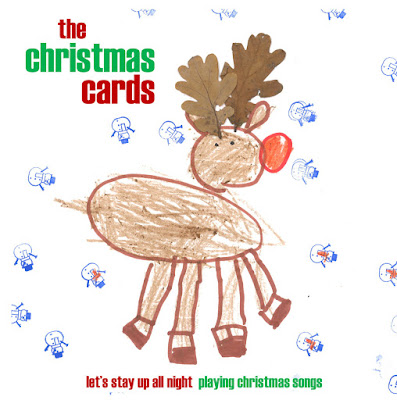 The Christmas Cards - Let's Stay Up All Night Playing Christmas Songs