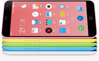 Harga Smartphone Meizu Blue Charm Note 2 Terbaru