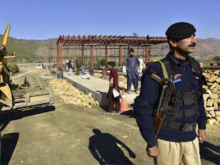 Chinese firms face resentment, terror attacks in Pakistan